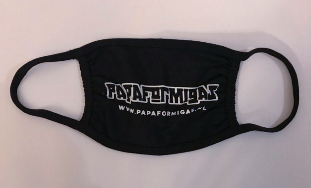 Papaformigas Face Mask