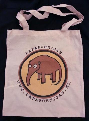 Papaformigas Tote Bag